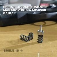 SPRING UPGRADE VALVE MAKAROV BAIKAL