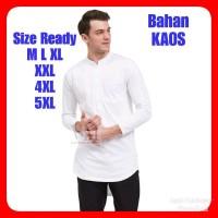 Baju Koko Model Terbaru Bahan Kaos Baju Koko Pria Bahan Katun Lengan