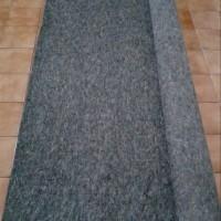 Glasswool-Karpet Peredam Suara-Karpet Isolator Lebar 2 m Tebal 10