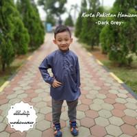 Koko Qurta Pakistan Hamizan / Kurta Anak / Kemeja Koko / Baju Muslim