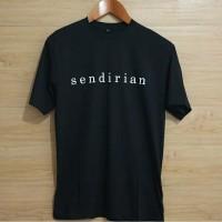 Kaos/baju/tshirt JOMBLO SENDIRIAN