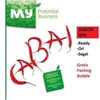 Buku My Potential Business : Cabai Strategi Produksi Tinggi