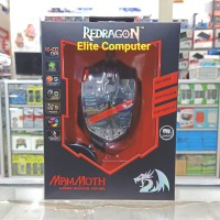 REDRAGON M801 MAMMOTH BLACK WIRED GAMING MOUSE MACRO