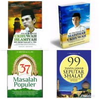 37 MASALAH POPULER - 99 TANYA JAWAB SEPUTAR SHALAT - JALAN DAKWAH 1-2