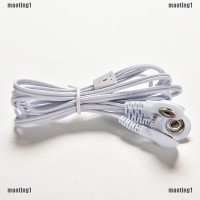 maoting1.ph 2.5mm Head 4 way Lead electrode wire Cable For Tens Slimmi