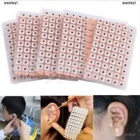 MAORE 600Pcs Plester Akupuntur Telinga Sekali Pakai