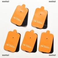10Pcs Bantalan Elektroda Pengganti untuk Tens Mesin Elektroda