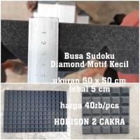 Busa Sudoku Diamond Motif Kecil Foam