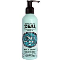 ZEAL Hoki Fish Oil for Dogs & Cats Minyak Ikan untuk Anjing Kucing