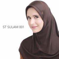 Kerudung Instan - ST Sulam 001 By Shasmira