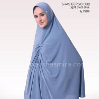 Kerudung Instan - Shas Bergo 088 By Shasmira