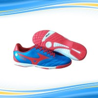 Sepatu futsal mizuno neo shin sepatu olah raga pria biru tosca list me