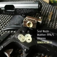 SEAL NOZLE WALTHER PPK/S
