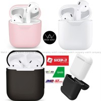 Premium Soft Case Airpods Cover Protective Charging Case Pouch