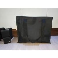Tas travel/tas barang/tas belanja ukuran kecil 40x30x18