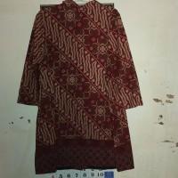 Dress Batik Jogja Second
