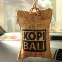 Kopi Bali Parfum Pengharum Mobil Pewangi Ruangan Aroma Kopi Alami
