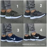 Sepatu Nike Epic React Flyknit Men Sport Running Flyknite Cowok Cowo 2