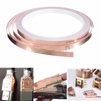 Import - Foil Tape Single Sided Conductive Self Adhesive Copper Heat