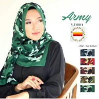 jilbab terbaru HIJAB JILBAB KERUDUNG MURAH PASHMINA ARMY FULL KATUN