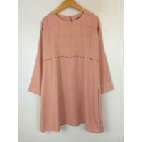 baju blouse wanita - Tunik Bordir Jumbo RS G40 - grabdress