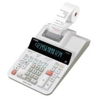 Kalkulator Struk Print Casio DR240 R - / Printing Calculator 240R