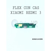 FLEXIBLE CON CHARGER XIAOMI REDMI 3