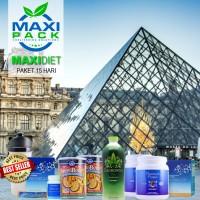 Diet Maxidiet Bebas Kolesterol 15 Hari Turun 7-9kg HALAL BPOM