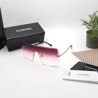 kacamata hitam wanita chanel rantai 5047 new model lengkap fullset