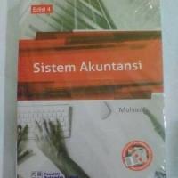 SISTEM AKUNTANSI EDISI 4 BY MULYADI