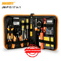 Jakemy 17 in 1 Primary DIY Soldering Tool Kit - JM-P15