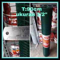 Kawat LOKET RAM 1/2 Inch per meter
