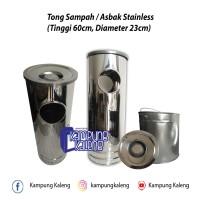 Tong Sampah / Asbak / Standing Ashtray