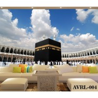 Wallpaper Custom Mekkah- Wallpaper Custom Religi 3d