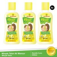 Minyak Telon Air Mancur 60ml (bundle 3pcs)