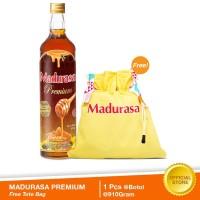 Paket Madurasa Botol Premium 910gr Free Totebag Limited Edition