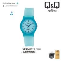 Q&Q QnQ QQ Original Jam Tangan Wanita Wanita Cewek Jelly- VP46 VP46J