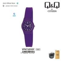 Q&Q QnQ QQ Original Jam Tangan Wanita Jelly - VP47 VP47J Water Resist