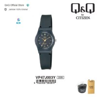 Q&Q QnQ QQ Original Jam Tangan Wanita Analog - VP47 VP47J Water Resist
