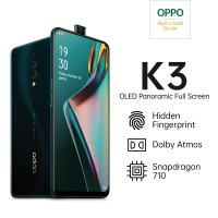 OPPO K3 Special Online Edition 6/64GB OLED Panoramic Screen - Pearl White