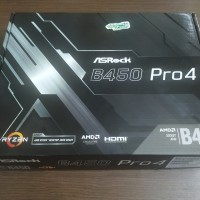 ASRock Mainboard B450 Pro4