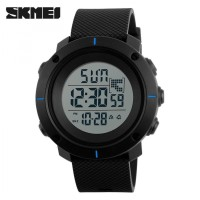 Jam Tangan Pria SKMEI Digital Casual Men Watch Original DG1213 Biru