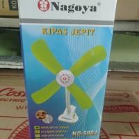 Kipas Angin Jepit Nagoya NG-580J