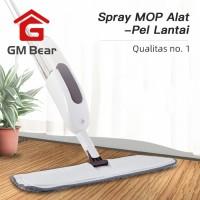 GM Bear Alat Pel Lantai Ultra Mop Cleanze 1028 White