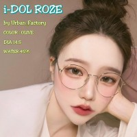 SOFTLENS i-DOL ROZE MINUS by URBAN FACTORY