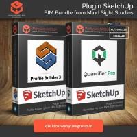 Profile Builder 3 dan Quantifier Pro SketchUp BIM Original License
