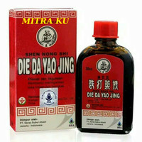 DIE DA YAO JING / BETADINE CINA