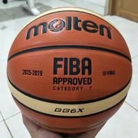 Bola Basket Molten GG6X IMPORT THAILAND FREE PENTIL DAN JARING