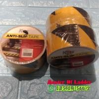 ISOLASI ANTI slip Tangga 5cm x 5 meter/Safety Walk Kuning Hitam