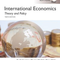 International Economics: Theory and Policy (10th, Global Ed.) [eBook]